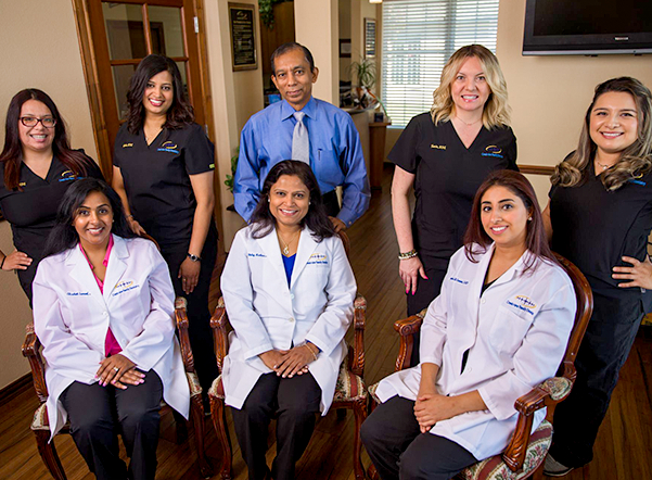 The Creekview Family Dentistry team